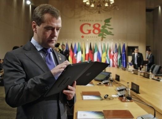 На саммите прослушивали телефоны и просматривали сообщения политиков