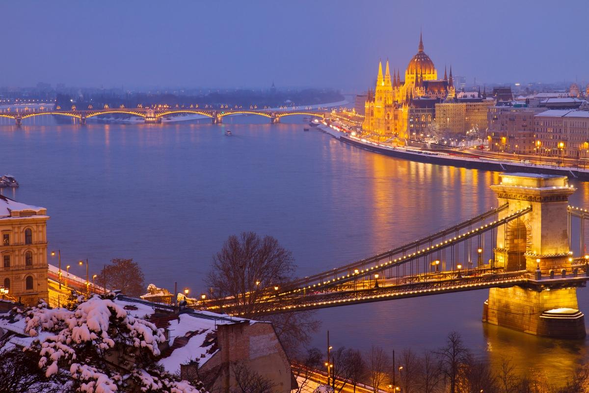Туры на Новый год 2014. Будапешт