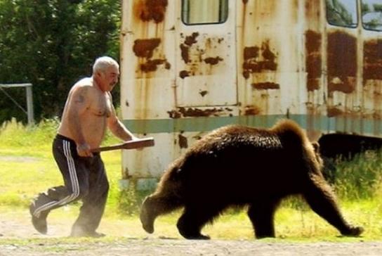 Суровые русские