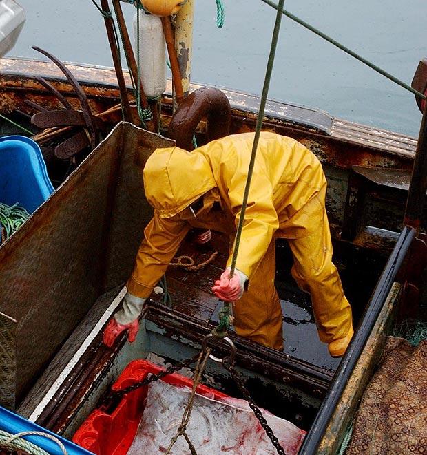 профессия рыбака люди
