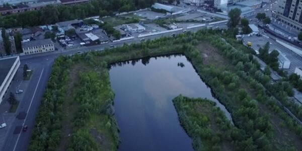 Возле озера может появиться парк
