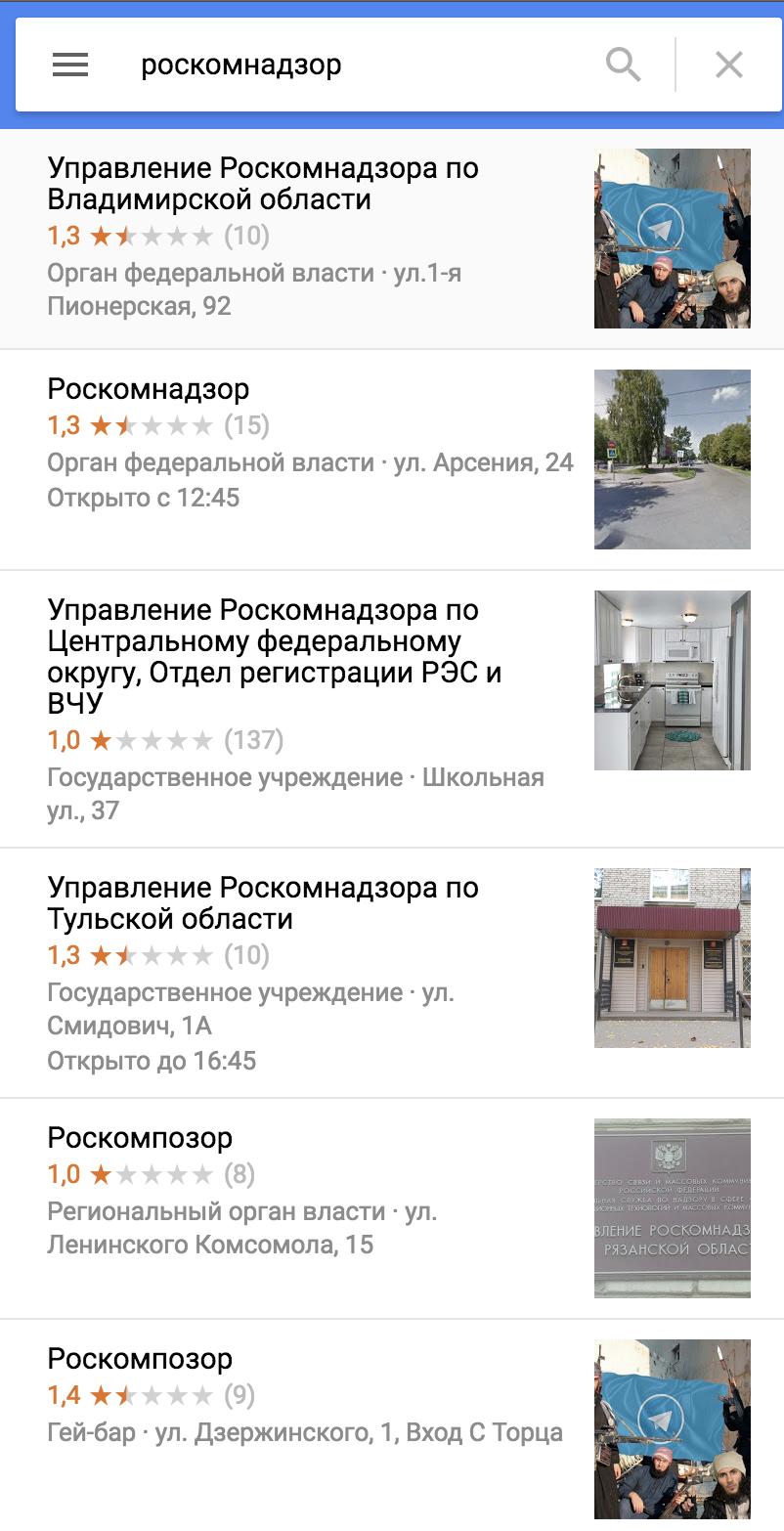 Роскомнадзор переименовали Роскомпозор