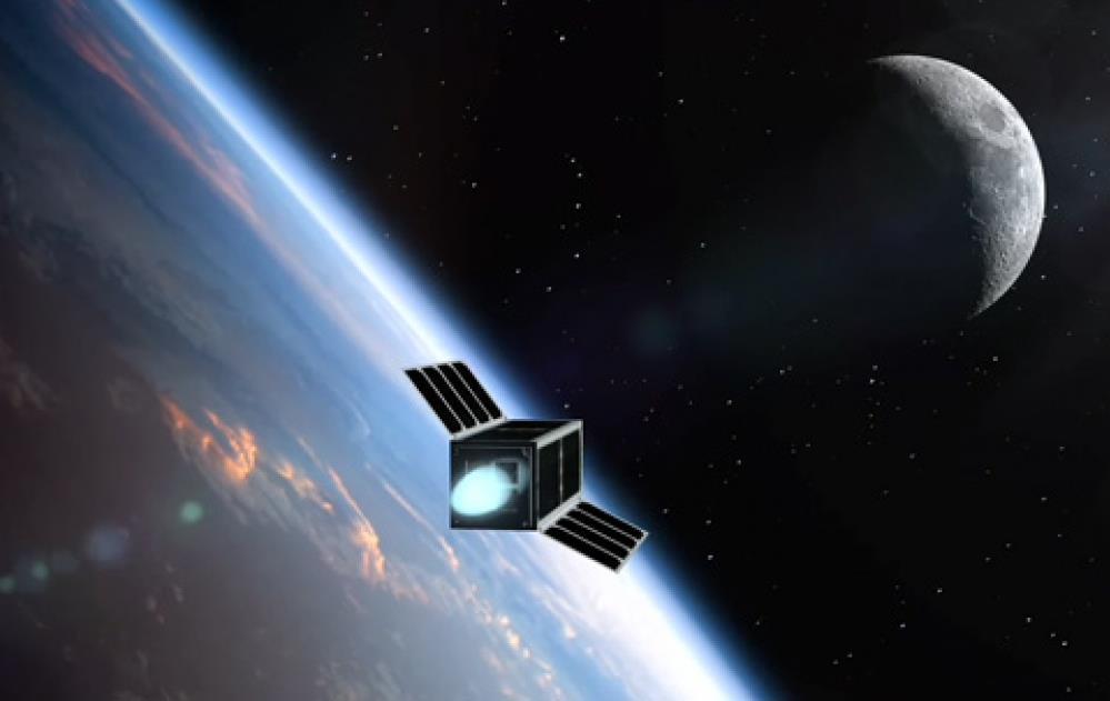 Первый украинский наноспутник на орбиту вывела ракета-носитель Днепр