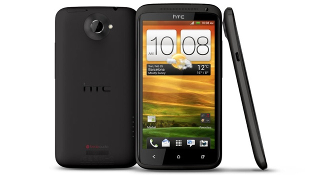 Новый флагман от HTC