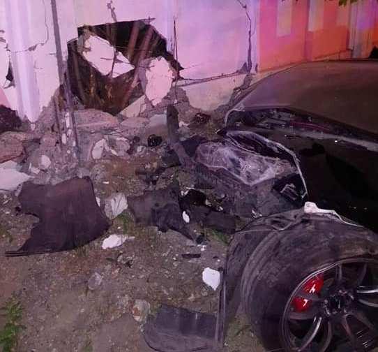 В Киеве пьяная женщина снесла забор, а в области погиб лось: Сводка