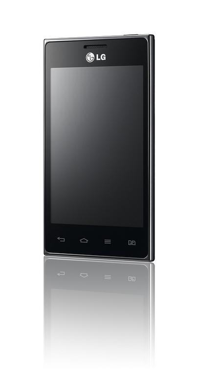 Новый двухсимник от LG — Optimus L5 Dual Sim