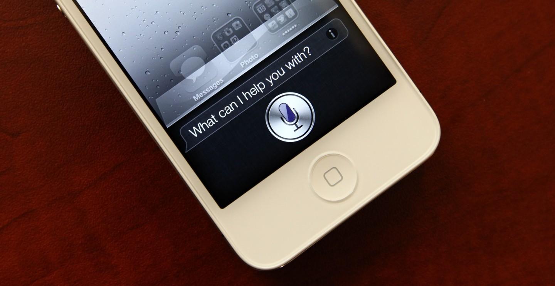 Siri — голосовой ассистент на iOs