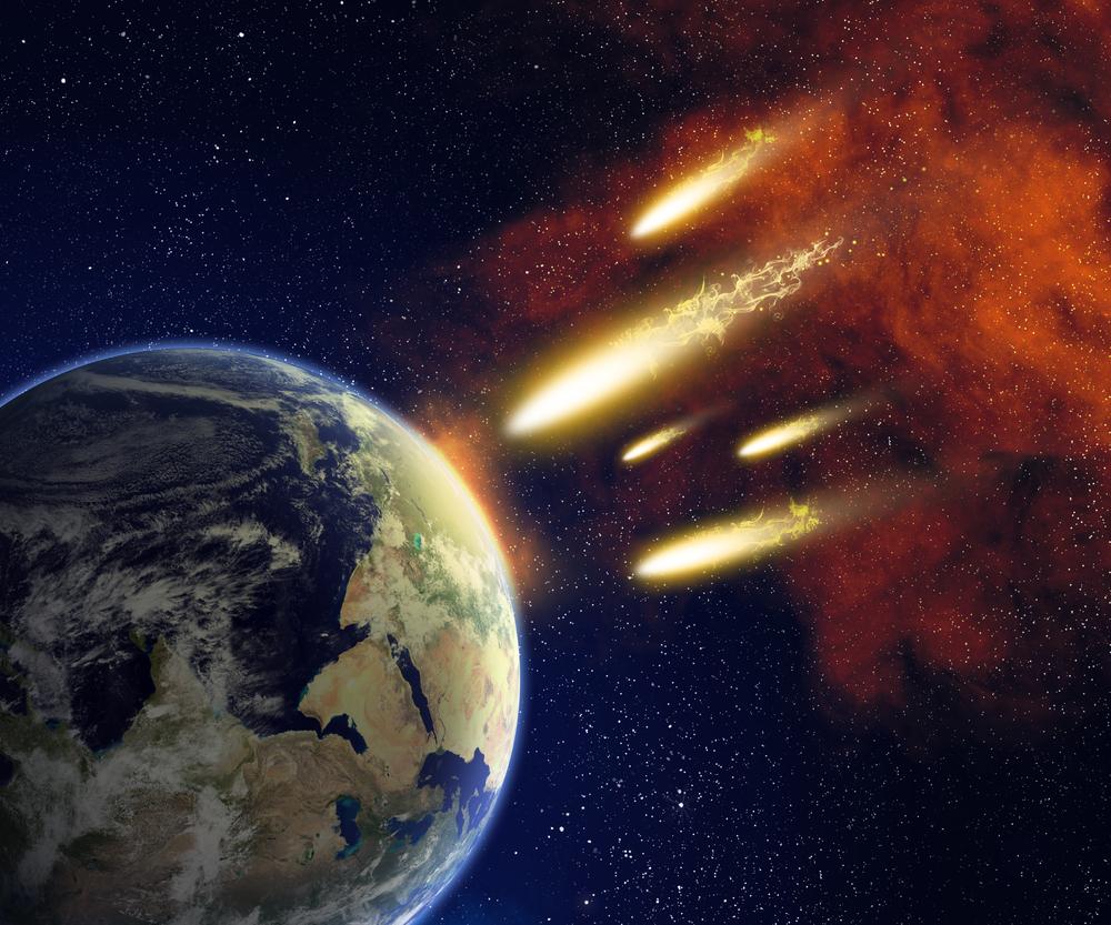Земле угрожает порядка 1400 астероидов