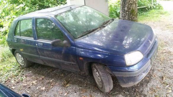 В Украине такие машины стоят от нескольких сотен долларов