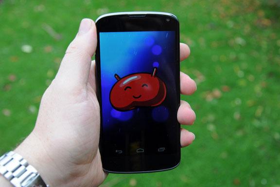 Новшества Android 4.2.2