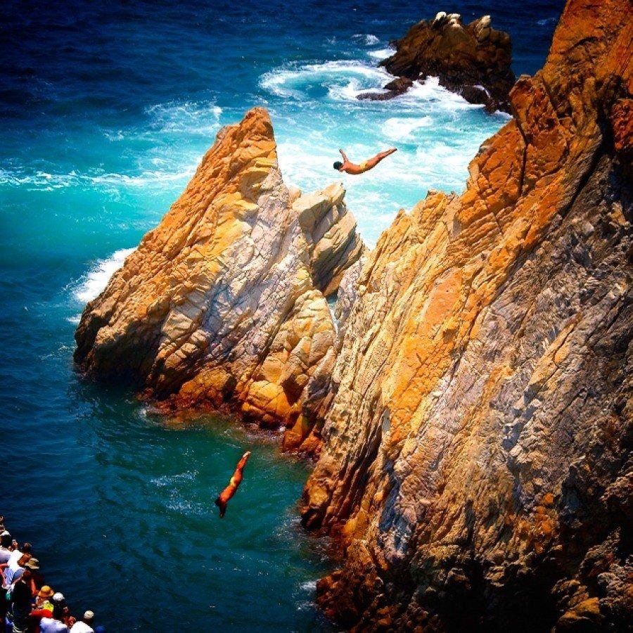 Kahekili's Leap, Ланаи, Гавайи