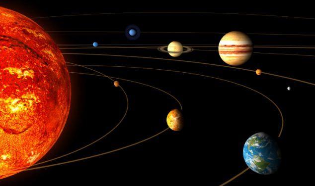 Земля — единственная планета Солнечной системы, на которой может быть жизнь. Пока что.