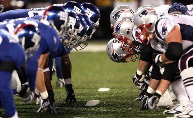 Праздник для американских футболистов — очередная схватка на игровом поле