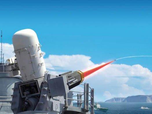 Лазер будет сбивать беспилотники
