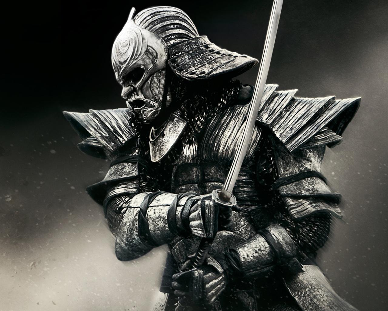 С раннего детства у самураев вырабатывали отвагу и мужество, выносливость и терпение