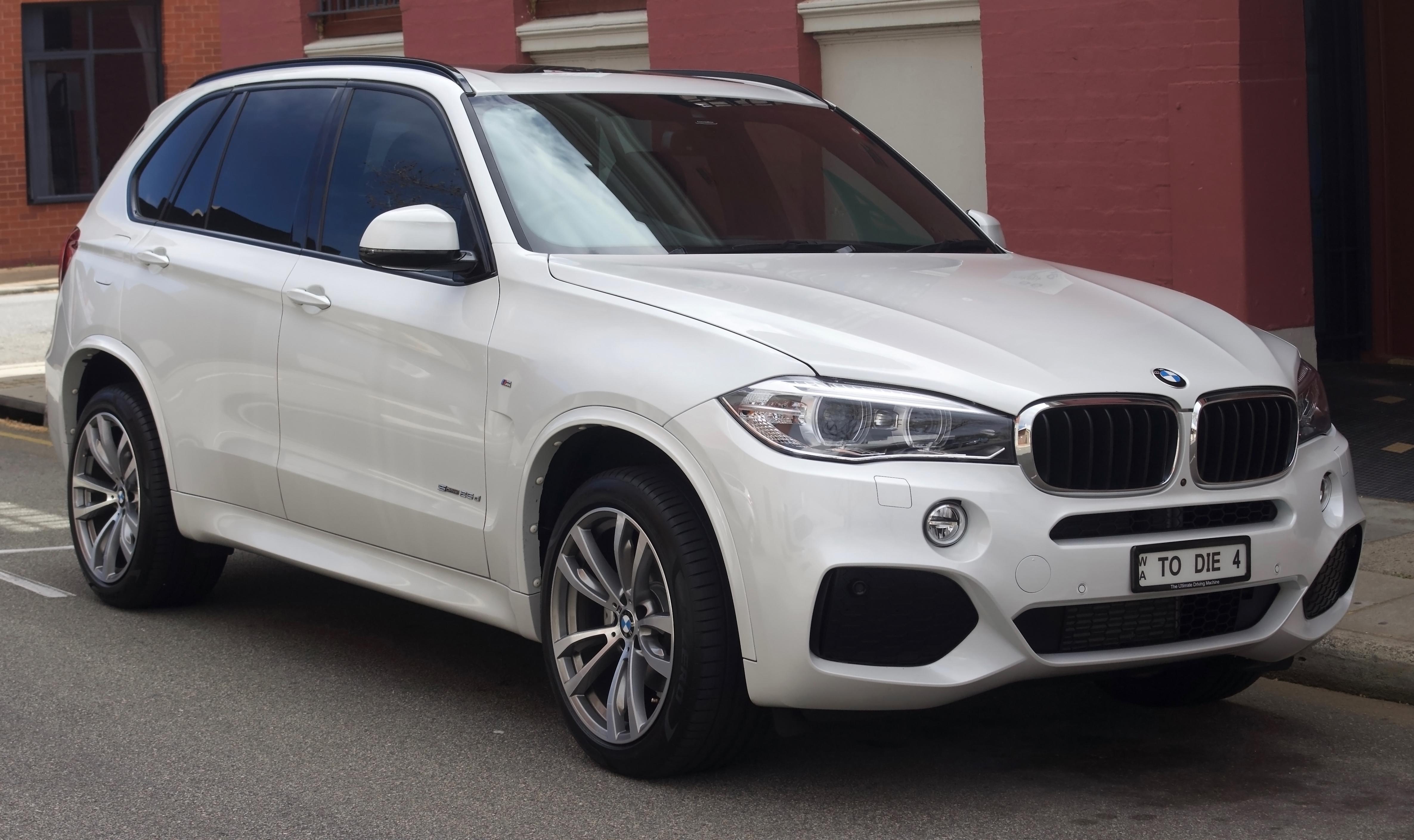 BMW X5 (иллюстративное фото)