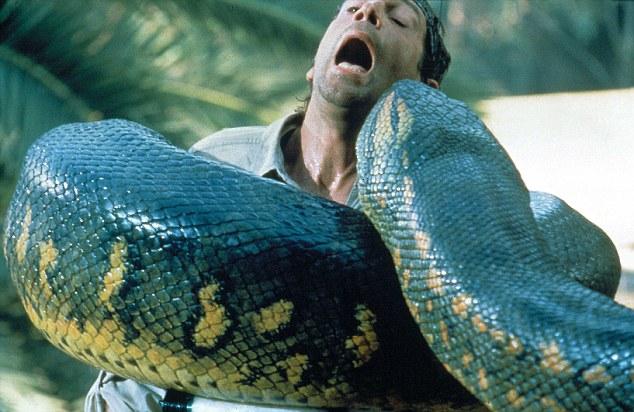 Даже змея из фильма Анаконда не сравнится с Таитанобоа