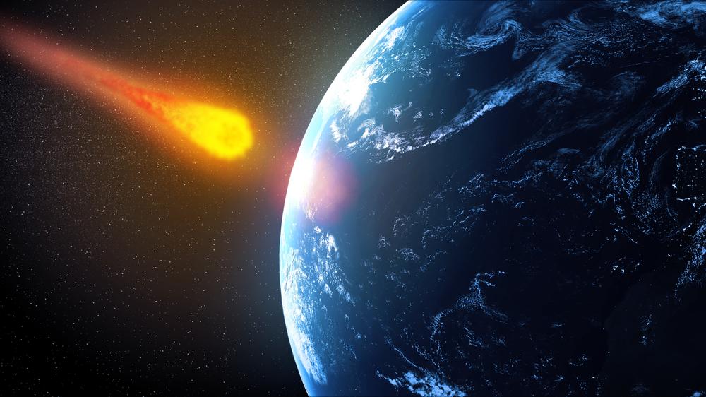 Астероид если и не уничтожит Землю, но делов понаделывает
