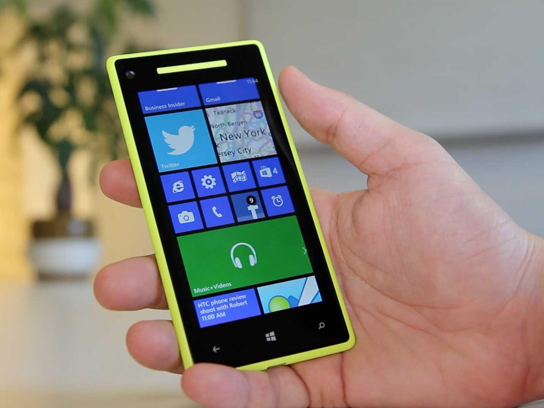 Обновление для Windows Phone появится весной этого года