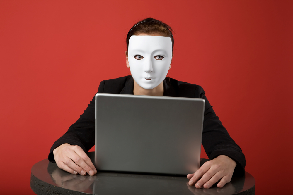 Сохраняй анонимность