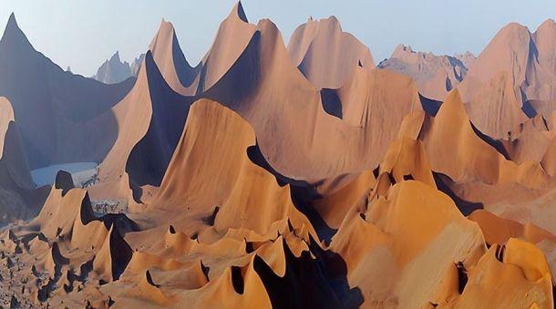 Когда-то в пустыне Намиб жили динозавры
