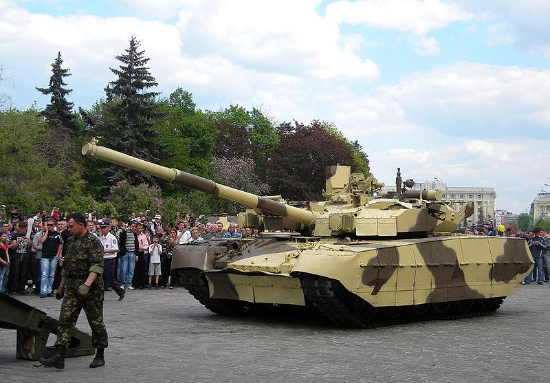 Т-84У «Оплот»