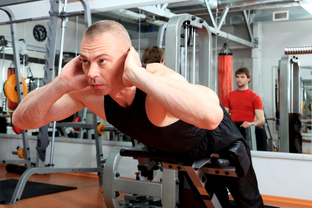 Гиперэкстензия - хорошая замена тяжелым упражнениям