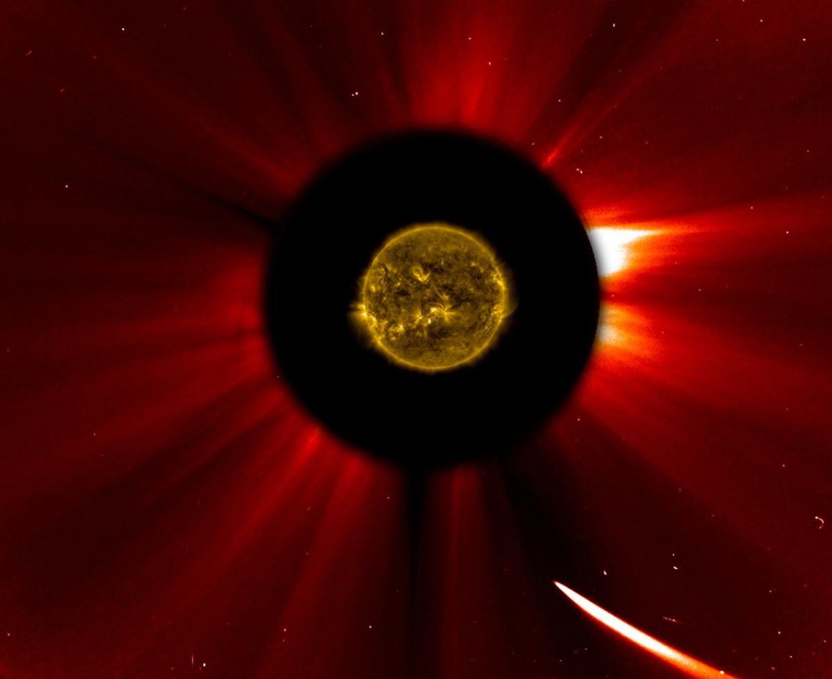 Встреча с Солнцем