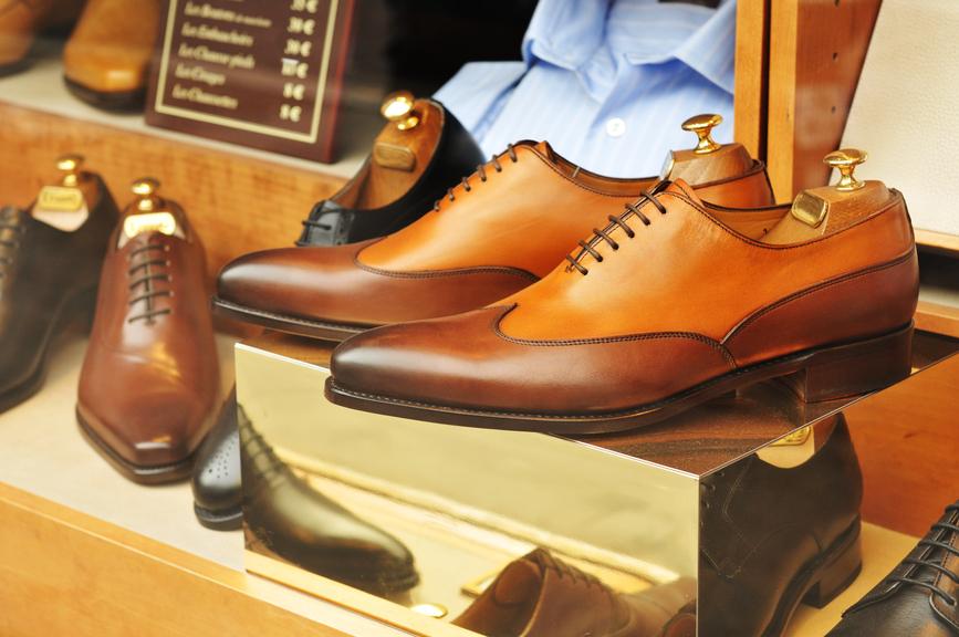 Модная обувь для мужчин фото
