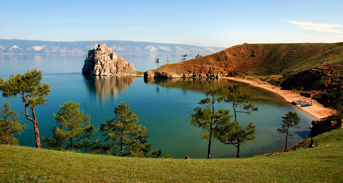 Озеру Байкал более 25-ти миллионов лет