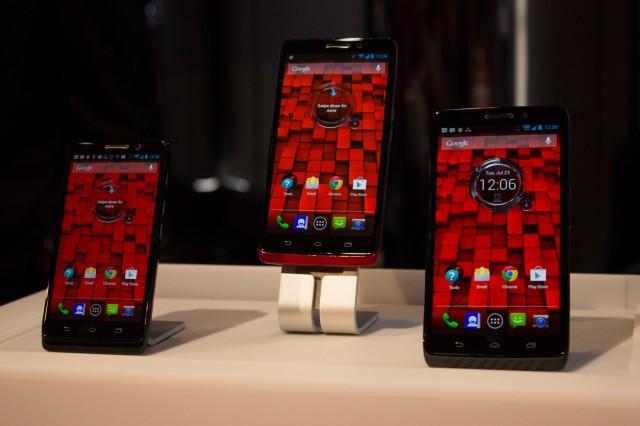 Новинки от Motorola