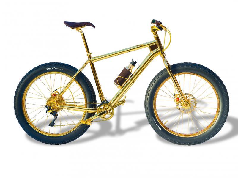 Золотой MTB - 495 000$
