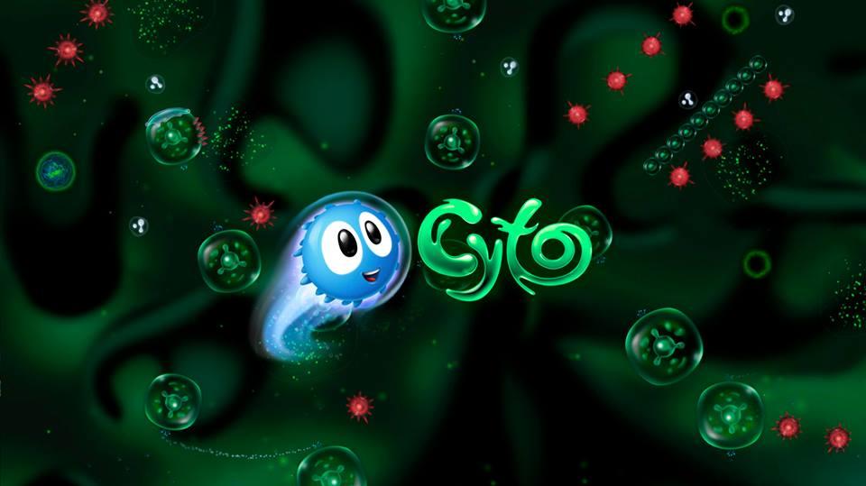 Cyto's Puzzle Adventure - игра от украинских разработчиков