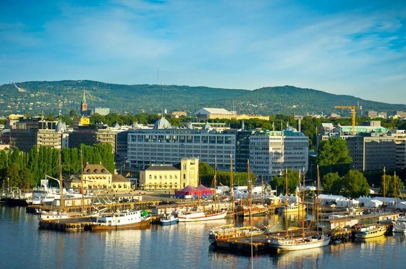Норвегия имеет низкий уровень преступности и насилия