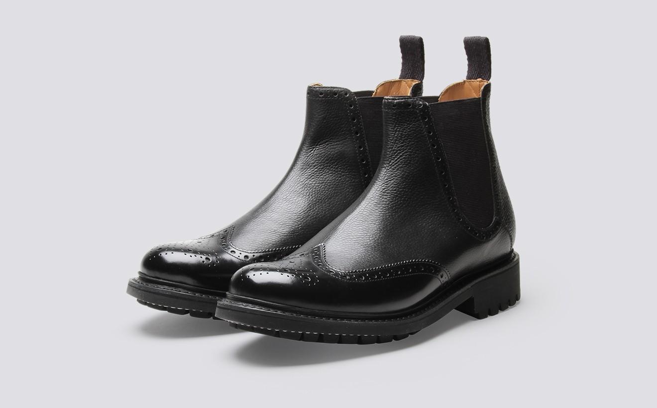 Grenson Logan Chelsea boot — 4300 грн