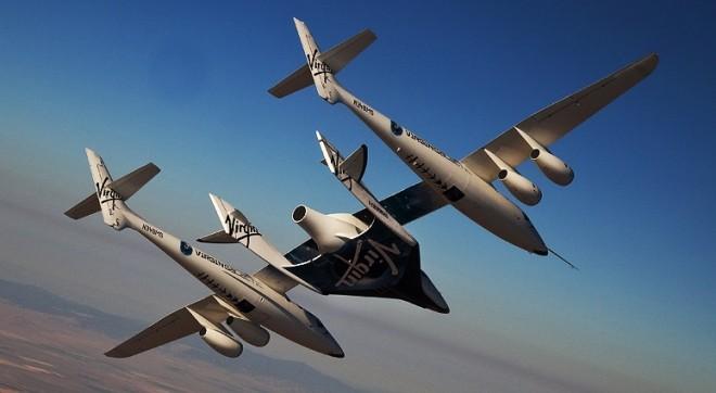 Virgin Galactic получила разрешение на суборбитальные полеты