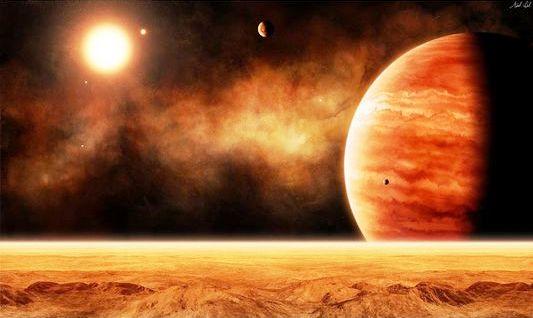 Американцы хотят жить на Марсе