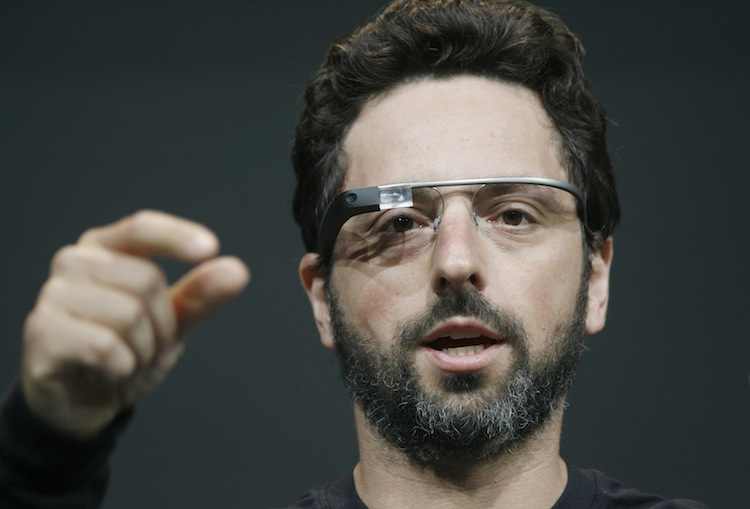 Проект Google Glass