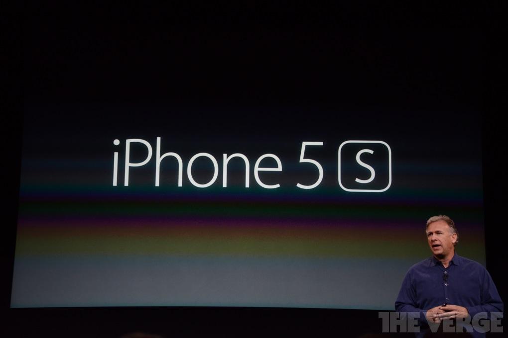 Презентация Apple iPhone 5S и 5C