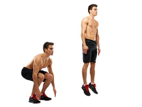 Чем быстрее твои ноги, тем легче делать рывок со штангой