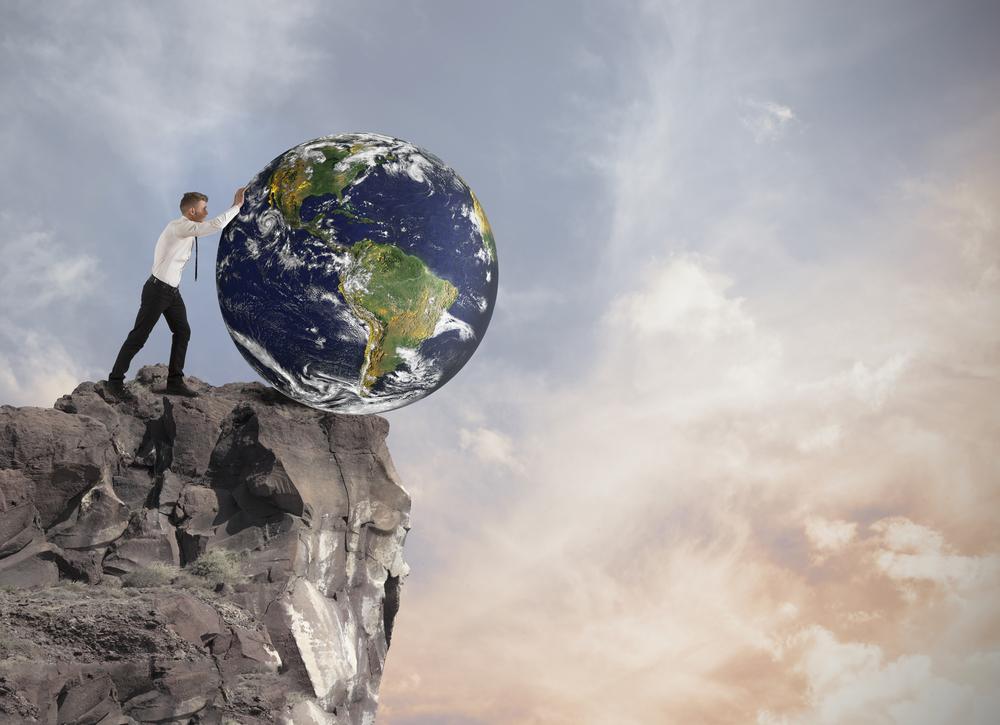 Ученые так и подталкивают Землю к концу света