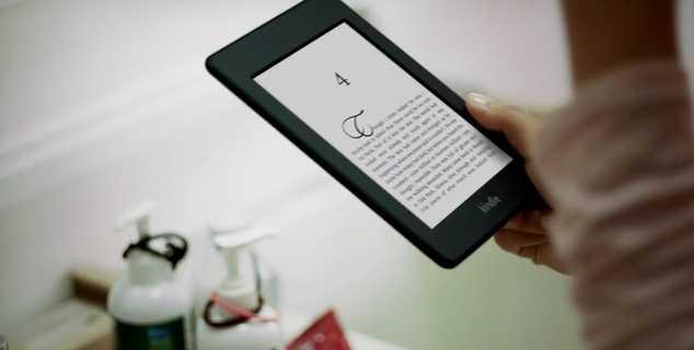 Читалка может получить подсветку экрана