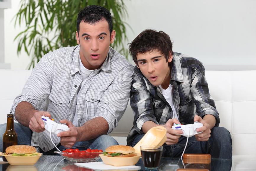 Онлайн-игры - спонсор увлекательно проведенного времени, или семейной ссоры