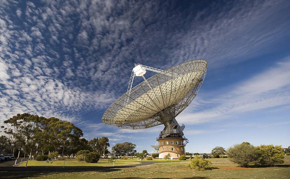 Обсерватория Спаркса в Австралии поймала странный сигнал