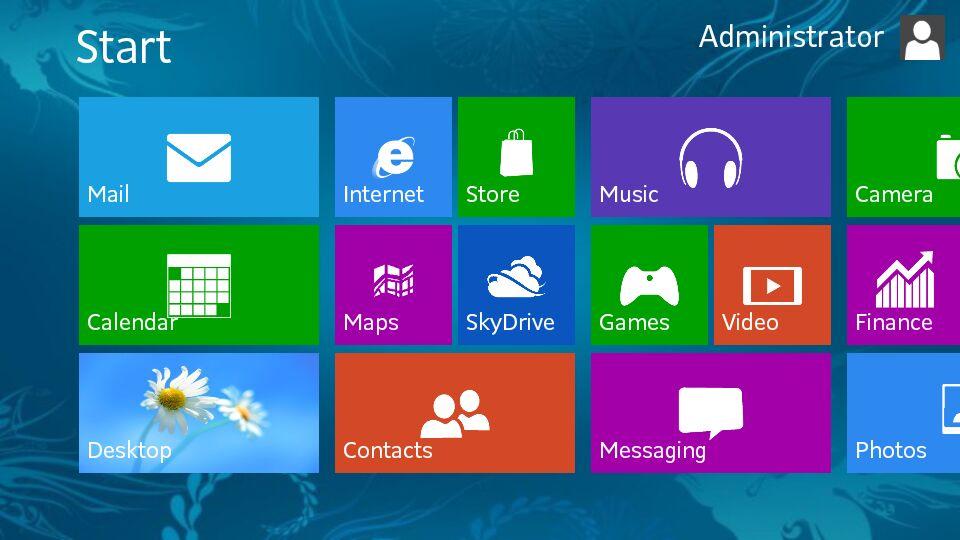 Активация Windows 8