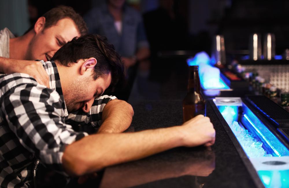 Выпивка перед пьянкой делает нас алкоголиками