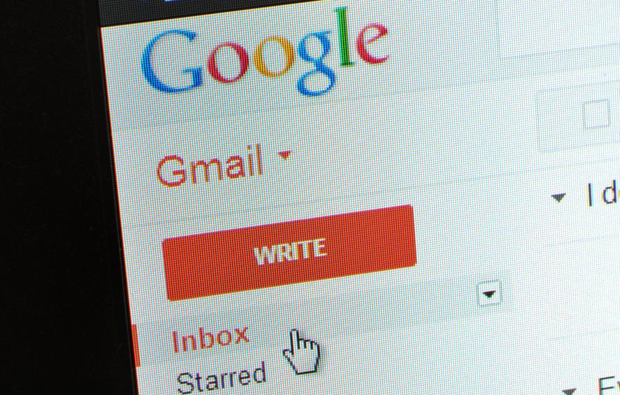 Google изменила правила пользования почтой Gmail