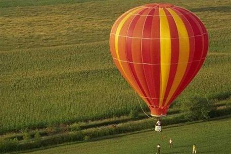 Как обезопасить себя при полете на воздушном шаре