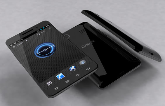 Концепт смартфона XPhone