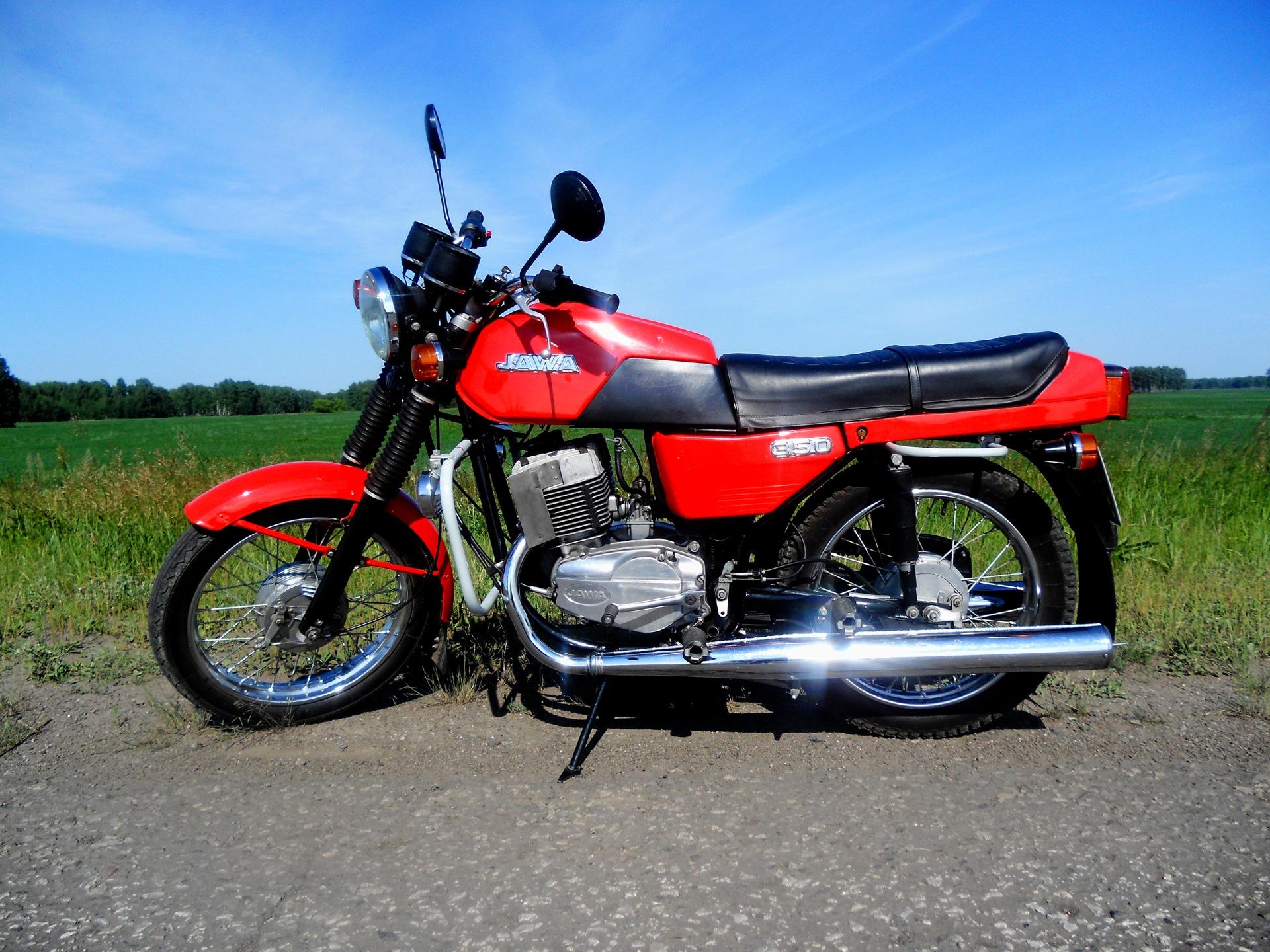 Фото № 6246 Скачати картинки мотоцикла ява